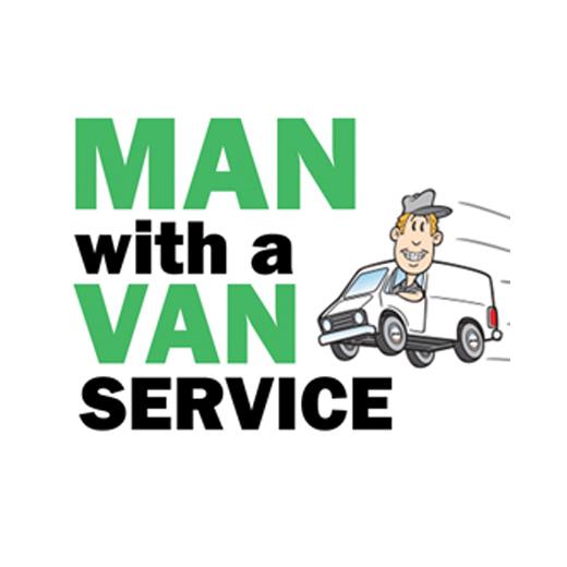 Man with a Van – Tauranga, Waikato, Auckland & NZ Wide Logo